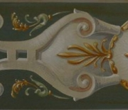 Grand Illusion Decorative Painting- Trompe l'oeil Ceiling Panel