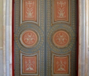 Grand Illusion Decorative Painting- Trompe l'oeil Doors