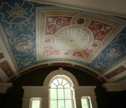 Grand Illusion Decorative Painting-Trompe l'oiel ceiling