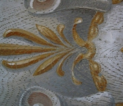 Grand Illusion Decorative Painting- Trompe l'oeil Ceiling Panel Detail