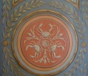 Grand Illusion Decorative Painting- Trompe l'oeil Door Details