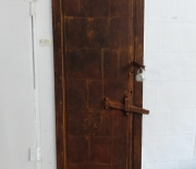 Grand Illusion Decorative Painting- Faux Rusted Door