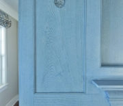 Grand Illusion Decorative Painting- Faux Blue Oak Detail