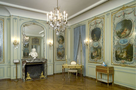 Boucher Room at the Frick Museum in New York - From the ...