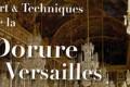 Gilding at Versailles