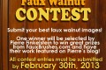 March 2013- PFI Woodgrain Contest