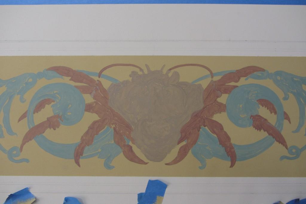 Pierre Finkelstein Crab Step-by step