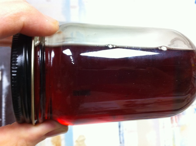 Oil Glaze recipe by Pierre Finkelstein