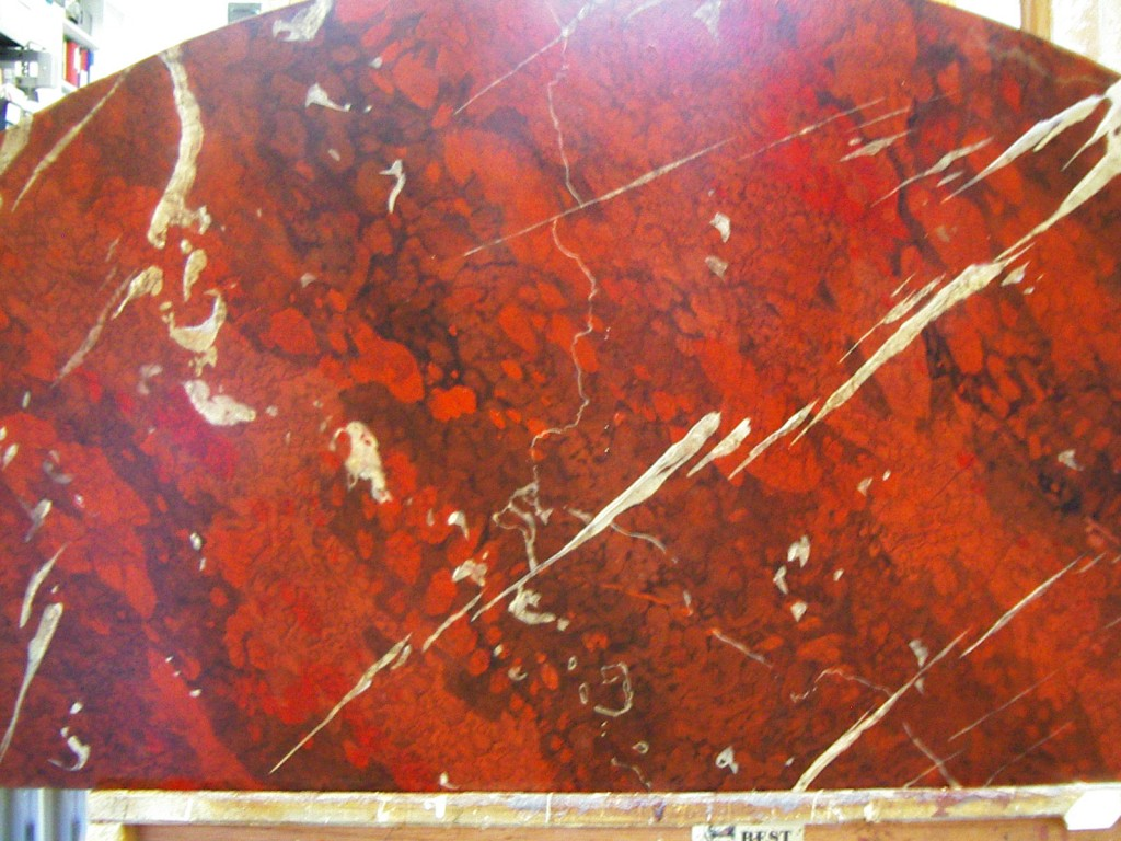 marble - paint thinner