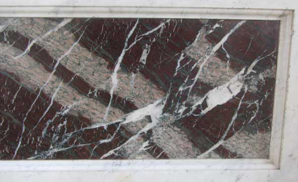 Pierre Finkelstein Versailles palace real marble campan fissures