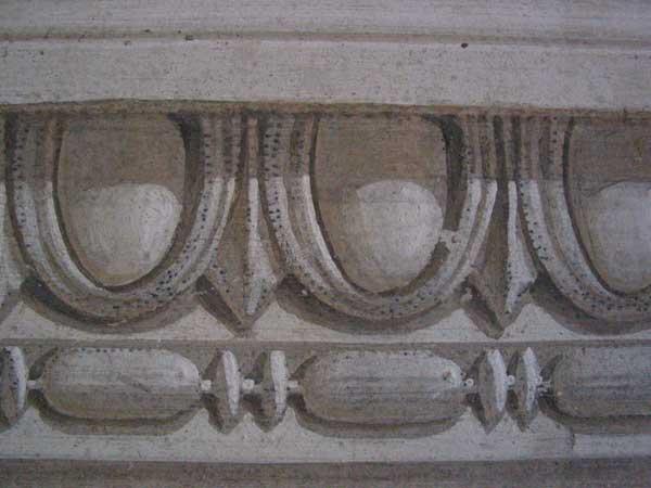 Pierre Finkelstein pounce pattern