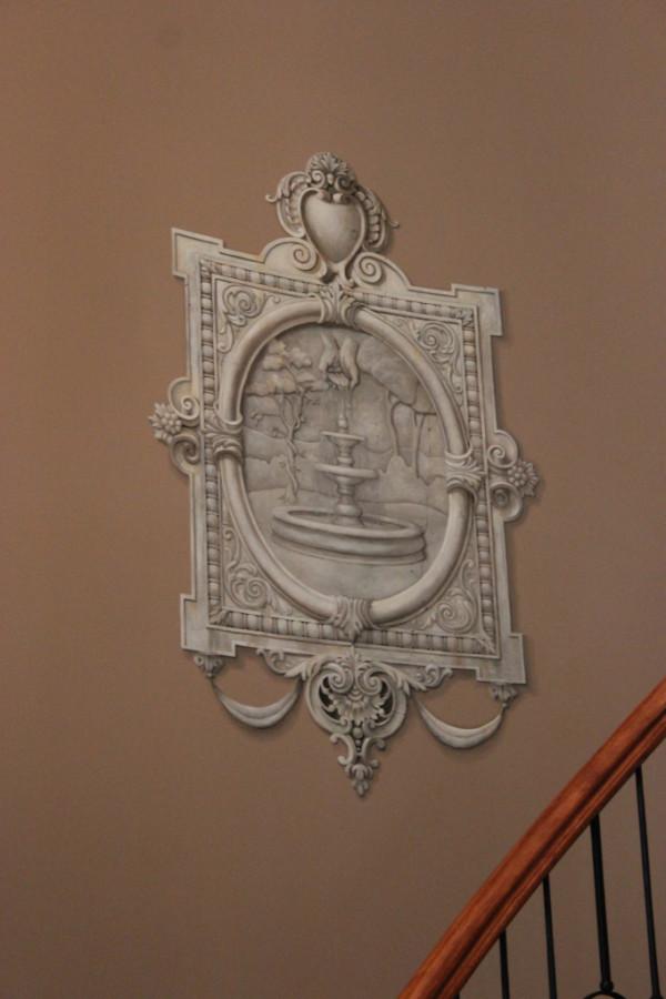 PFI Medallion Winner- finished/ installed ornament