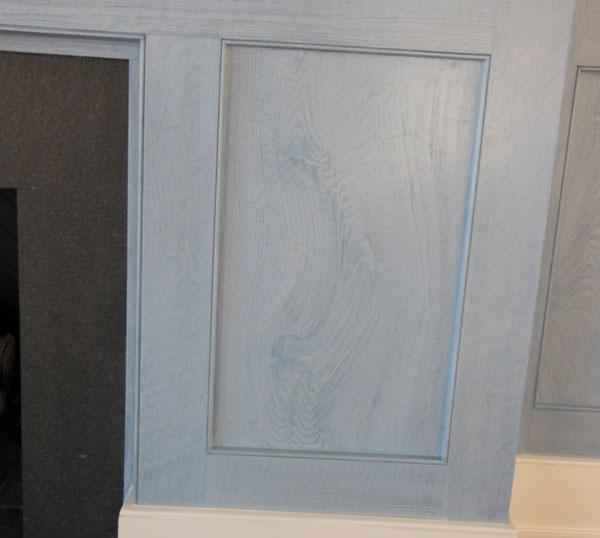 funky oak panel