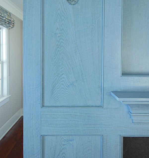 panel blue oak