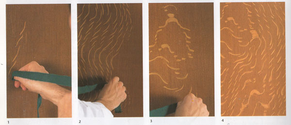 Oak Wood Graining Tools - From the Studio of Pierre ...