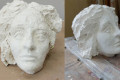 sculpture repair and aging