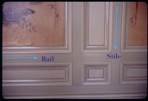 stiles rails