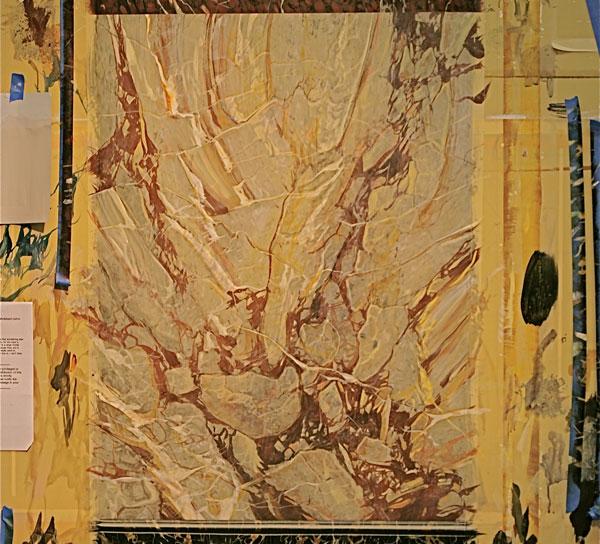 breche marble