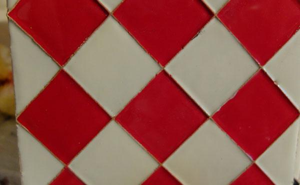 actual tile