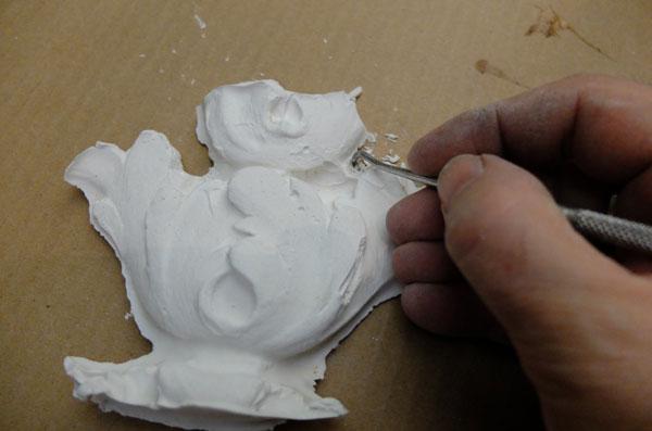 mold preparation