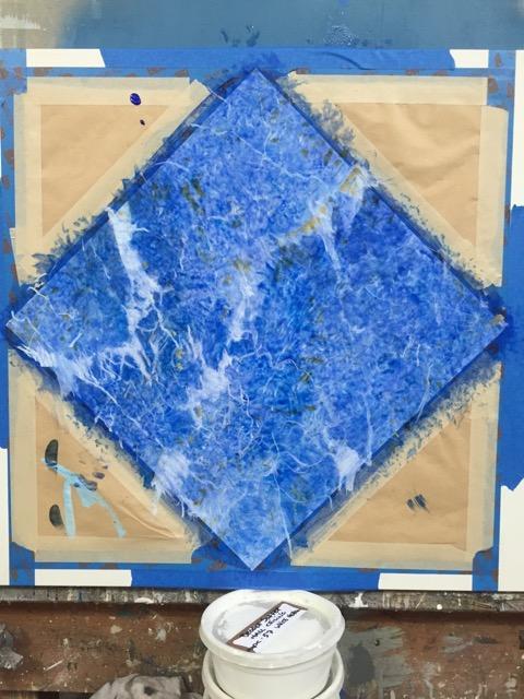 Finishing piece 2-Lazuli